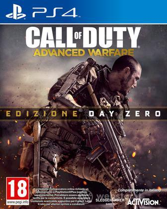 Call of Duty Advanced Warfare DayZero Ed