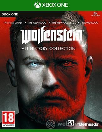 Wolfenstein Alternative History Collect.