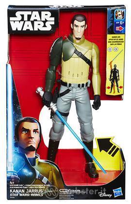 Figure Star Wars Kanan Jarrus elettron.