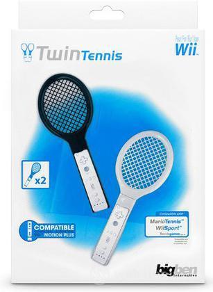 BB Kit 2 Racchette Tennis WII