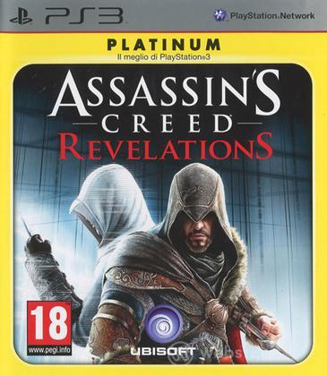 Assassin's Creed Revelations PLT