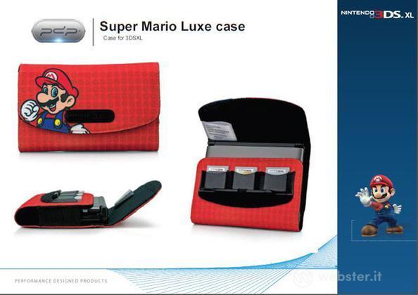 Custodia Super Mario Luxe 3DSXL