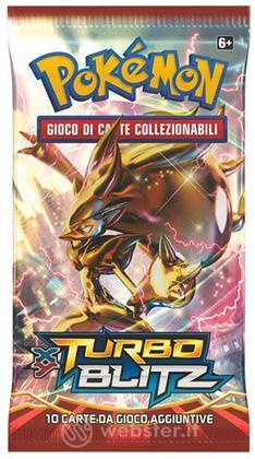 Pokemon XY Turboblitz busta