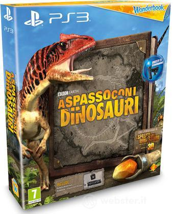 Wonderbook - A Spasso con Dinosauri+Book