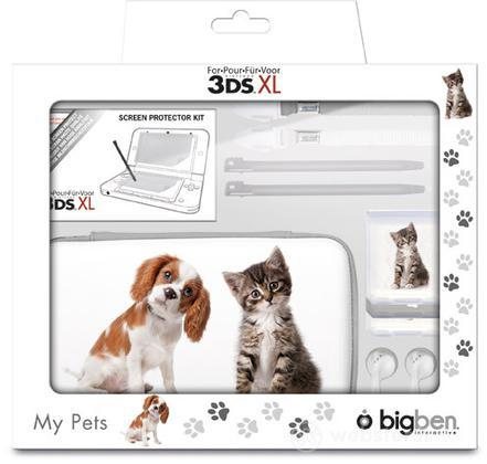 BB Pack Animal Kit 3DS XL
