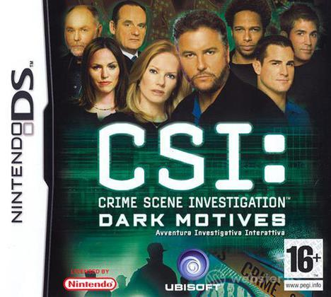 CSI 2: Dark Motives