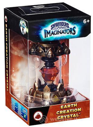 Skylanders Creations Crystal - Earth (I)