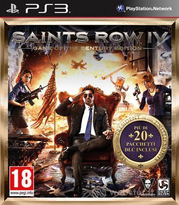 Saints Row IV Game of The Century Ed.