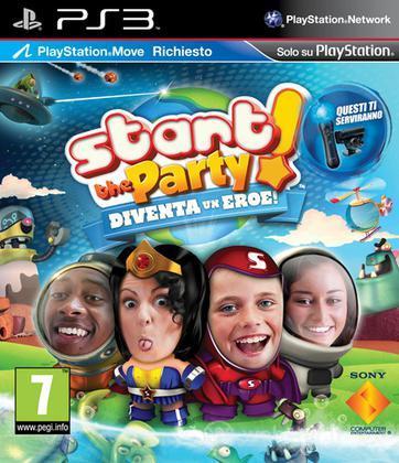 Start the Party - Diventa un eroe!