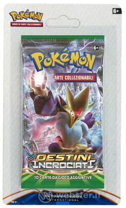 Pokemon XY Destini Incrociati b.blister