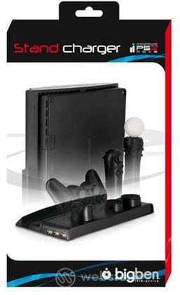 BB Move Stand Charger PS3