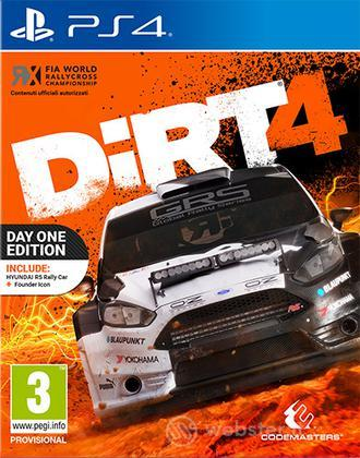 Dirt 4 Day1 Edition
