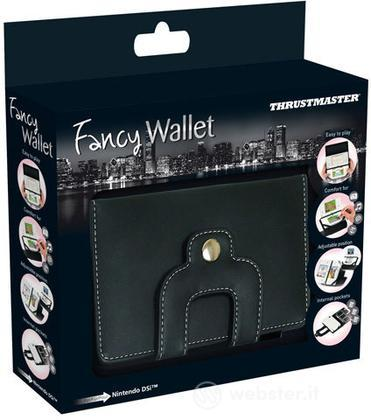THR - DSi Fancy Wallet Black
