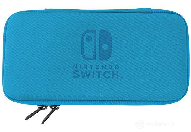 HORI Custodia Compatta Blu Switch Lite