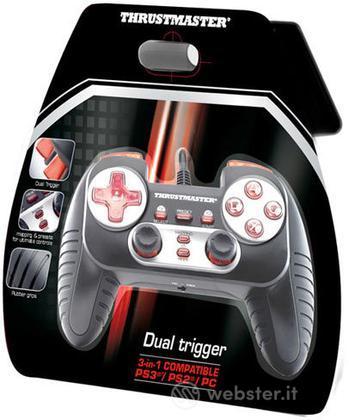 THR - PS3 PS2 PC Gamepad Dual Trigger