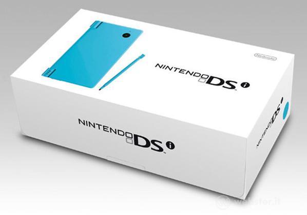 Nintendo DSi - Blu Chiaro