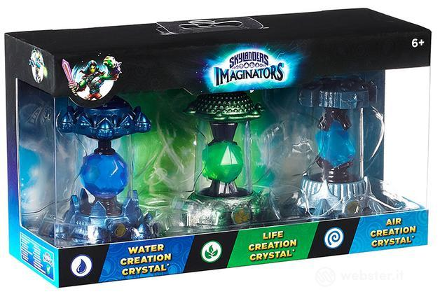Skylanders Crystal Triple Pack 1 (I)