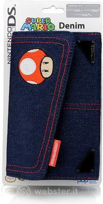 PDP Super Mario Denim Case 3DS