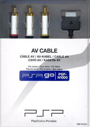 PSPGO Sony AV Cable N-1000