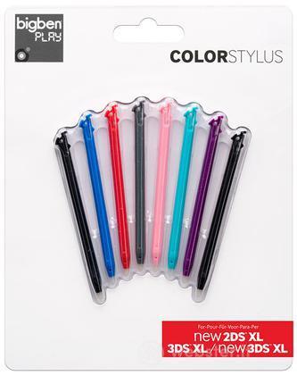 BB Stylus colorati Pack 8 pz New 2DSXL