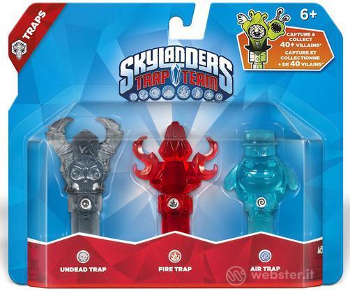 Skylanders Trap Triple Pack 2 (TT)