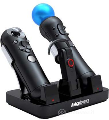 BB Alimentatore Triple Charge PS3 Move