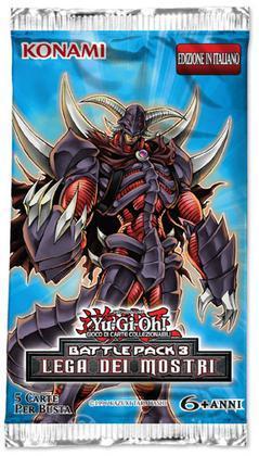 Yu-Gi-Oh! Battle Pack 3 Lega dei Mostri