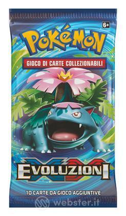 Pokemon XY Evoluzioni busta
