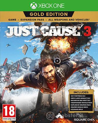 Just Cause 3 Gold Ed.