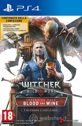 The Witcher 3:Wild Hunt Esp.Blood & Wine