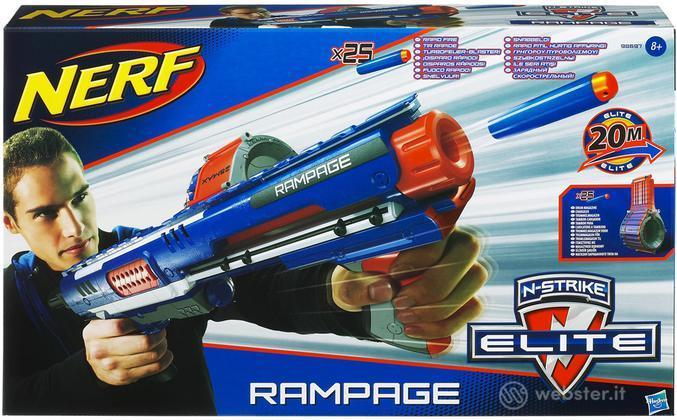 Nerf Nstrike Rampage
