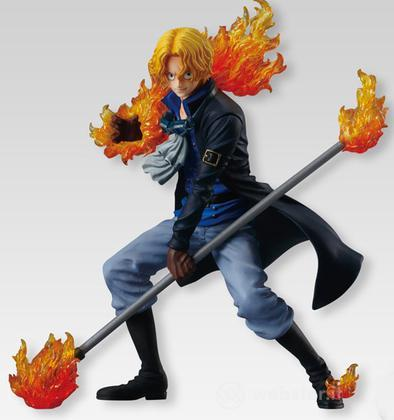 Figure One Piece Sabo Flame Styling Ed.