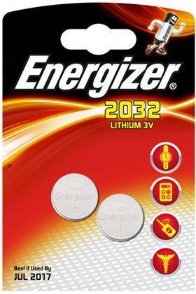 Pile Specialistiche Litio 2032 Energizer