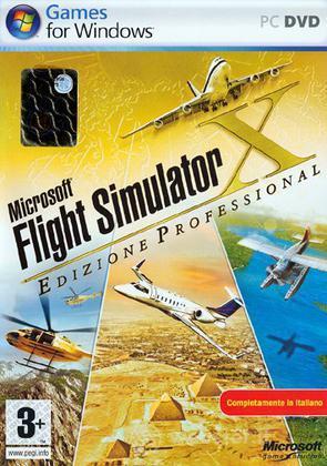 Flight Simulator X Deluxe