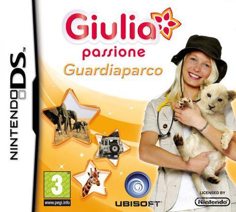 Giulia Passione Guardiaparco