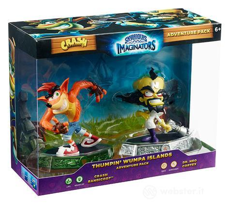 Skylanders C.Bandicoot Adventure Pack(I)