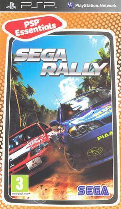Essentials Sega Rally