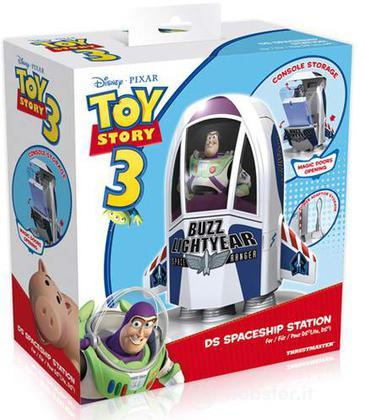 DSi DSLite Toy Story 3 Spaceship Charger