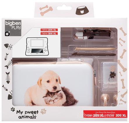 BB Pack Essential Baby Animals New 2DSXL