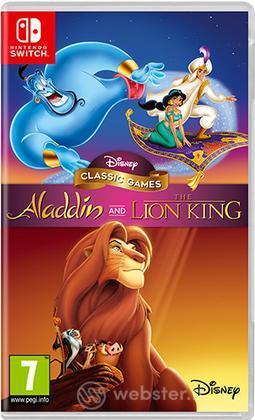 Disney Classic Aladdin & The Lion King