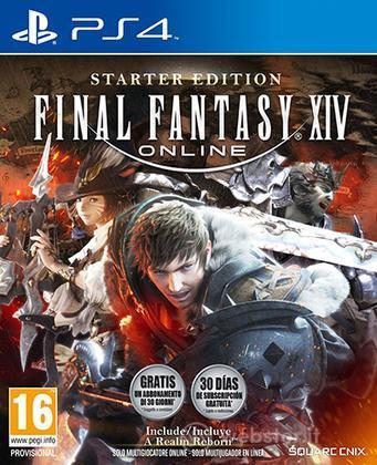 Final Fantasy XIV Online Starter Ed.