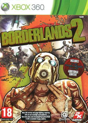Borderlands 2 (UK)