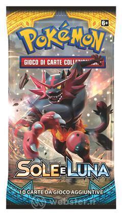 Pokemon Sole e Luna busta