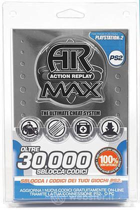 PS2 Action replay max - DATEL