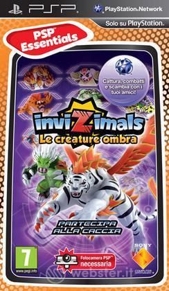 Essentials Invizimals Le Creature Ombra