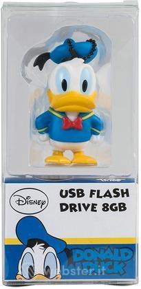 TRIBE USB Key Paperino 8Gb