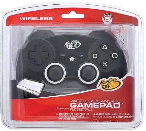 MAD CATZ PS3 Wireless Gamepad