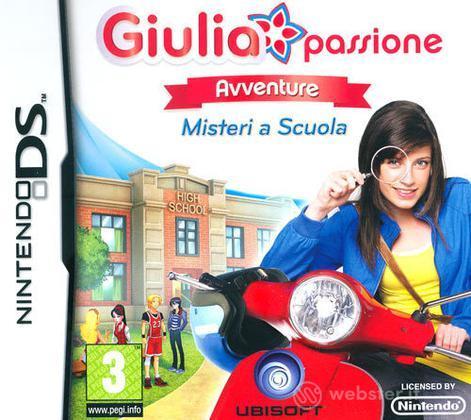 Giulia Passione Avventure Misteri Scuola