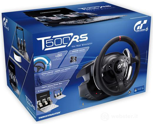 THR - Volante uff. GT5/GT6 T500RS PS3
