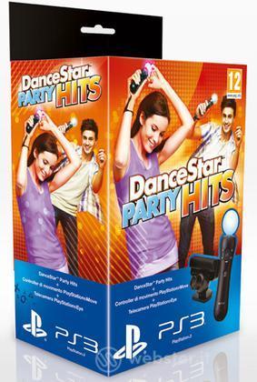 DanceStar Party Hits + Move Starter Pack